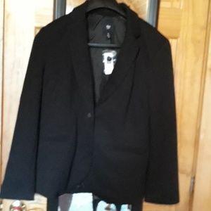 GAP black blazer